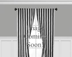 White And Gray Striped Curtains by Vertical Stripe Gray U0026 White Curtains Sew Many Linens Curtains