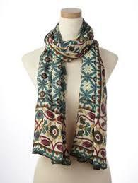 theodora callum s turkish tile wearable scarf accessorize