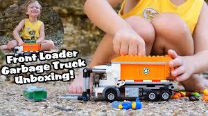 100 Trash Truck Videos For Kids Youtube Garbage L Front Loader Garbage UNBOXING