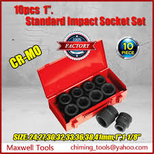 Heavy Duty Truck Parts 10pcs 1'' Standard Impact Wrench Socket ... Truck Parts Used Cstruction Equipment Page 79 Howo Tipper 6x4 Sinotruk Dump Euro 2 336hp Engine Hyva For 65 Heavy Duty Trucks For Sale Bus Suspension Suppliers And 85 Charge Air Coolers Freightliner Volvo Peterbilt Kenworth Trailer Semi Leaf Spring Buy Ton 3 Axles Stonger Low Bed Machinery Artic Service T Type Lifting Pump 30 With Ten Wheel Howo 251350ph 100l Water Tanker Manufacturers China