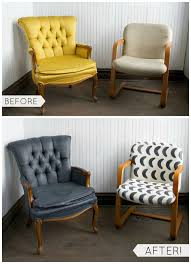 15 Tips And Tricks To Make Upholstery Look Like New Again My Lazy Girls Guide To Reupholstering Chairs A Tutorial Erin Diyhow To Reupholster Ding Room Chair With Buttons Alo Pating Upholstery Paint Fniture Change And Fabric Fniture Simple Tips On How To Upholster Chair Chiapitaldccom 25 Unique Reupholster Couch Ideas On Pinterest Modern Sectional Modest Maven Vintage Blossom Wingback Reupholster A Wingback Chair Diy Projectaholic Seat Diy Make Arm Slipcovers For Less Than 30 Howtos Childs Upholstered Children S Best Upholstery Chairs