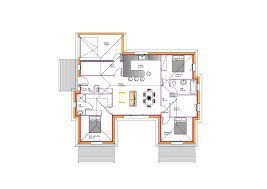 beautiful awesome gorgeous plan maison en u modles et plans de
