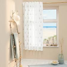 gardinen stores im modernen stil fürs badezimmer günstig