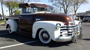 Lowrider Cars And Trucks From The 20's Through The 50's. Chevy Bombs ... Top 5 Coolest Lifted And Lowered Classic Chevy Trucks Ez Chassis Swaps Chevrolet Best Image Truck Kusaboshicom 1950 The In Barn Custom 1954 3100 Pickup Tirebuyercom Blog The 50s Petite Autostrach 1957chevytruck Hot Rod Network New Sierra Marks 111 Years Of Gmc Heritage Projects Need Some Information On This 4753 Old 1920 Car Update Images Spacehero