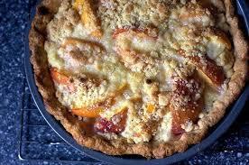 and fresh pie pfirsich rezepte kuchen