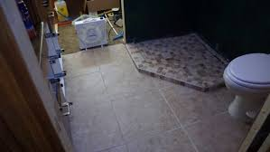 Schluter Heated Floor Manual by Bathroom Heated Tile Floor Jdfinley Com