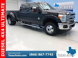100 2014 Ford Diesel Trucks F350SD Lariat DRW FX4 ULTIMATE NAVI ROOF Texas Auto North