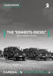 100 German Trucks MMPbooks Camera ON The EinheitsDiesel WW2