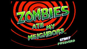 A Look Back At Zombies Ate My Neighbors