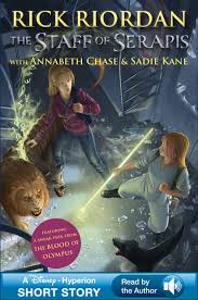 Other Books In The Percy Jackson And Olympians Series Staff Of Serapis