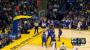 Golden State Warriors Horns 45
