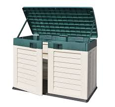 Metal Storage Sheds Amazon by Garden Storage Containers Home Outdoor Decoration