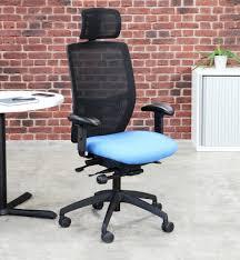 PMB83ADJ Posturemax COOL | Office Chair With Adjustable ...