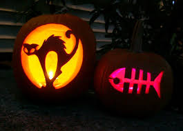 Scariest Pumpkin Carving Ideas by 11 Awesome Cat Pumpkin Carving Ideas