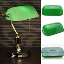 Green Bankers Lamp History by Bankers Lamp Ebay