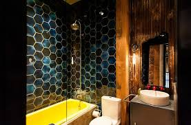 Color For Bathroom Tiles by 25 Creative Geometric Tile Ideas That Bring Excitement To Your Home
