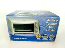 Toastmaster 4 Slice Toaster Oven Broiler Reviews