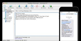 SMS Software Download & Send Texts From PC and Mac