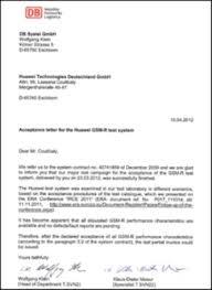 Acceptance Certificate Template