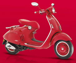 The Vespa 946 Red Has A Noble Cause Behind It PHOTO FROM VESPA