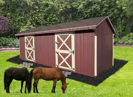 Shed Row Barns For Horses by Horse Barn Shed Row Waterloo Structures