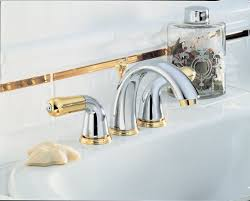 mini widespread faucet delta faucet 4530 lhp in chrome by delta