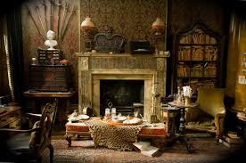 Image Of Dark Victorian Furniture Styles