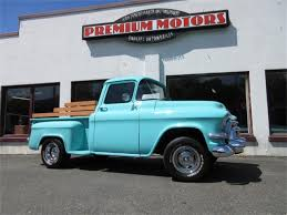 100 1956 Gmc Truck For Sale GMC Pickup For ClassicCarscom CC881353