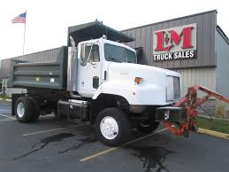 100 Single Axle Dump Trucks For Sale 1998 International 5000 SFA Truck Cummins M11