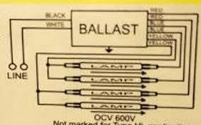 wiring diagram for t8 ballast readingrat net