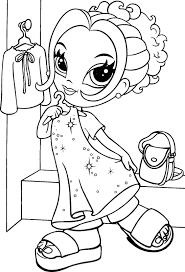 Lisa Frank Printable Coloring Pages U2014 FITFRU Style
