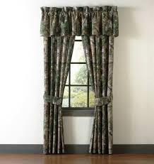 This Is Uniqueness Camo Curtains — EMERSON Design