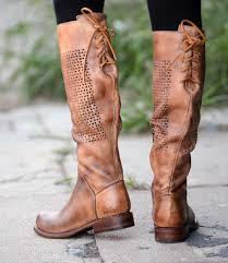 cambridge black driftwood tall boots women bed stu
