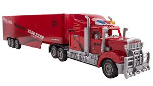 100 Semi Truck Toy Trailer 23 Electric Hauler Remote Control RC