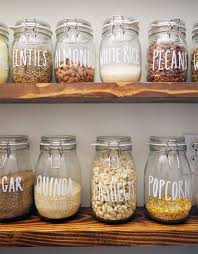 Kitchen Storage Containers Ikea 23 Smart Ways To Use Jars At Home Shelterness