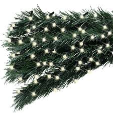 7ft Christmas Tree Argos by The Christmas Workshop 960 Led Chaser Cluster String Lights Warm