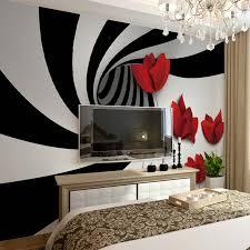 chambre zebre et shinehome 3d abstrait sur zèbre motif chambre fond papier