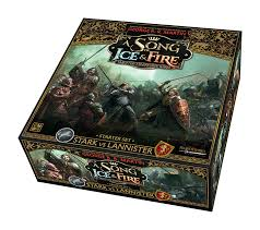 CMON Announce A Song Of Ice And Fire Tabletop Miniatures Game