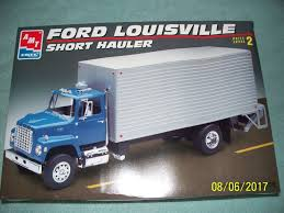 AMT ERTL Ford Louisville Short Hauler Truck Model Kit 1/25 1994   EBay 1998 Ford Lt9000 Louisville Cab Chassis Youtube Vintage Truck Plant Photos 1997 L8513 113 Dump Truck Item Dd2106 So 9 000 Junk Mail New Ford Accsories Mania Plumberman Albums Lseries Wikipedia Cseries Work Ready 1981 L9000 Bikes By Bruce Race Cars Ln 9000 Dump The Stop Model Magazine Forum
