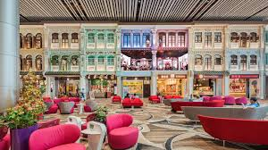 100 Interior Design Transitional Moment Factory And Changi Airport Reimagine Transitional Travel
