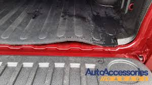 100 Rubber Truck Bed Liner Dual Protection System