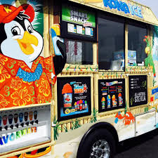 100 Food Trucks In Cincinnati Kona Ice West Roaming Hunger