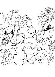 Ca Gallery Of Art Care Bears Coloring Books