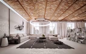 100 Brick Ceiling Living Room Ideas With Wallpaper Homebase Wallpaper