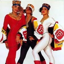 Hip Hop 80s Fashion Clothes For Women