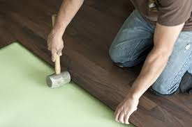 Laminate Flooring With Pre Attached Underlayment by Foam Vs Felt Underlayment For Laminate Flooring