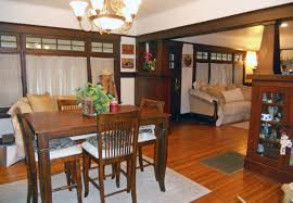 View Of Front Entrance And Part Living Room From The Formal Dining