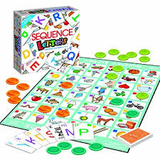 Amazon Sequence Letters Toys Games
