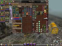 dungeon siege 2 dungeon siege 2 inventory screenshot the best