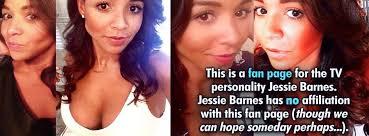 Jessie Barnes fans Home